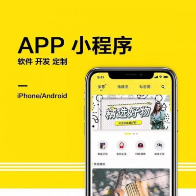 iPhone/Android小程序开发