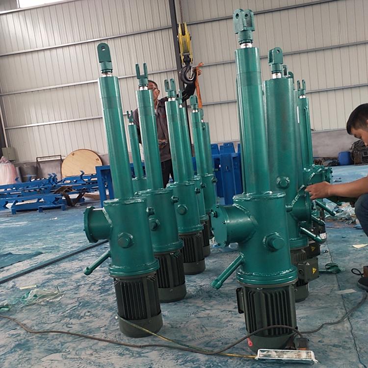 国内优质电液推杆厂家——扬州强林液压机械有限公司