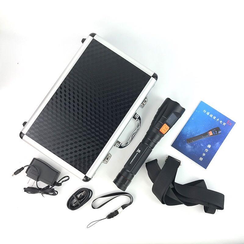 LED多功能防爆摄像手电筒带防爆证