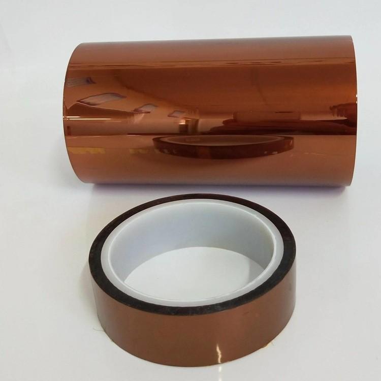 金手指双面胶带 耐高温双面胶带PI聚酰亚胺双面薄膜胶带不残胶
