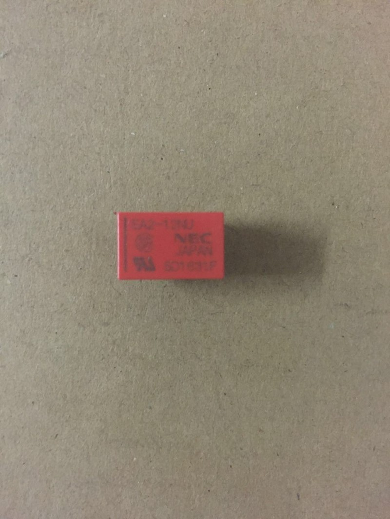 NEC继电器EA2-12NU ,原装新货