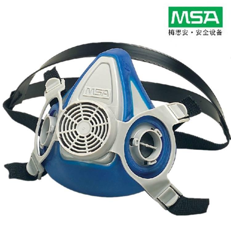 梅思安系列200LS半面罩呼吸器NIOSH标准工业半面罩